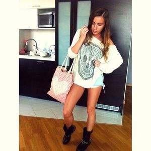 Melania from  is looking for adult webcam chat